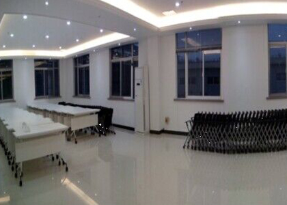 Shanghai training room